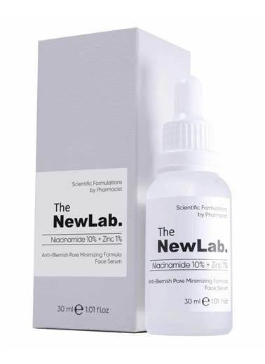 The NewLab Akne Karşıtı Por Sıkılaştırıcı Yüz Serumu Niacinamide 10% + Zinc 1%  Renksiz
